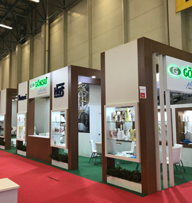 The 24th International Eurasian Packaging Industry Fair of Istanbul, 2018